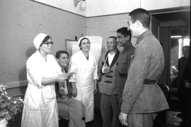 Медики времён Великой Отечественной войны - носители «победного гена».