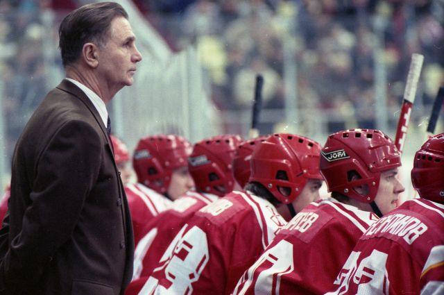 Советские хоккеисты 7 раз с 1956 по 1988 годы становились чемпионами Олимпийских игр.