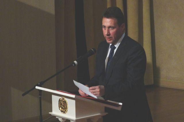 Игорь Холманских, полпред президента России в УрФО.
