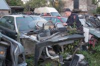 Житель Светлого угнал чужое авто, чтобы починить свой «Фольксваген».