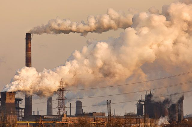 Китай, Индия и другие страны не взяли на себя обязательства по сокращению выбросов.