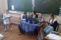 Уроки Алексея Бутусова проходят увлекательно и неординарно.