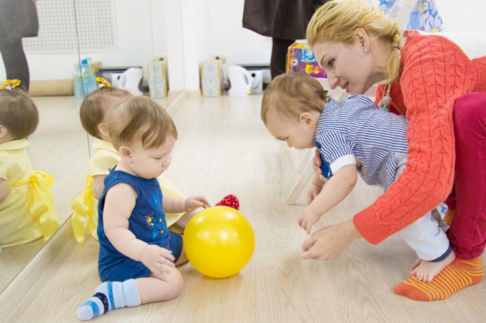 Ещё до конкурса: встреча клуба «Счастливые мамочки» города Волгодонска.