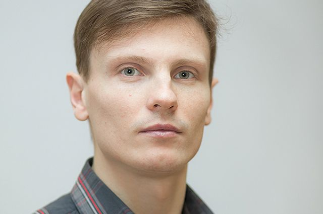Дмитрий Комиссаров.