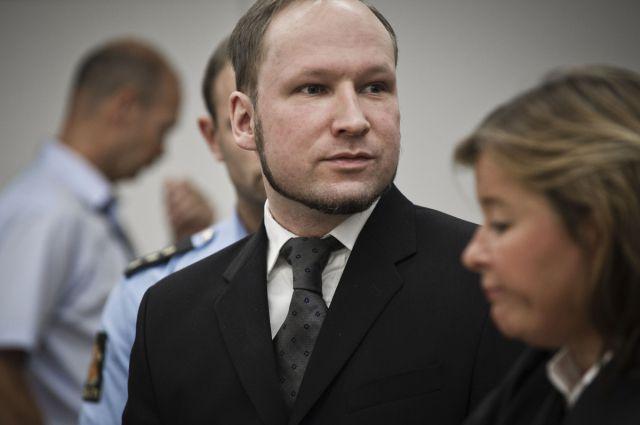 Брейвик частично выиграл дело против властей Норвегии о нарушении его прав в тюрьме