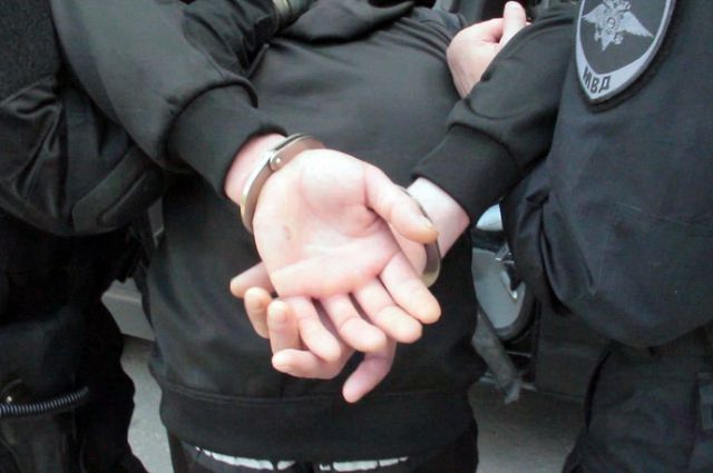 Полицейские задержали подозреваемого в убийстве девушки в Железнодорожном.
