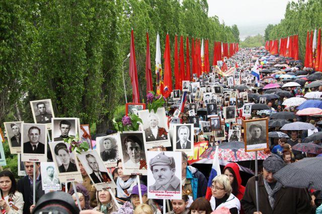 В прошлом году участниками акции в областном центре стали 20 000 человек.