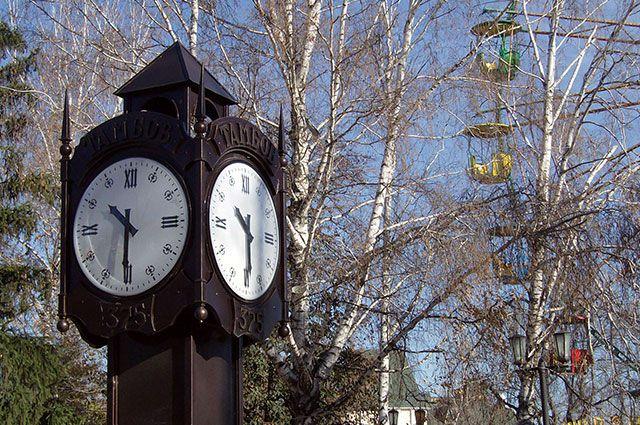 Новосибирцев просят ответить, какое время им нравится больше