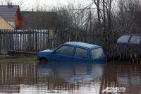 В зоне подтопления находится около 200 домов.