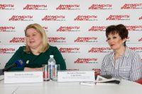 Людмила Добосова и Людмила Горбунова