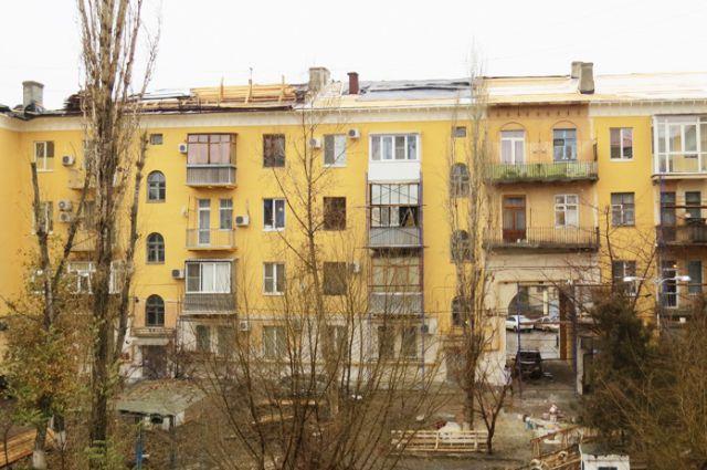 Капремонт в Новосибирске продолжается.