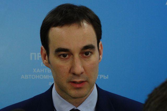 Юрий Южаков, заместитель губернатора Югры, директор окружного департамента проектного управления.