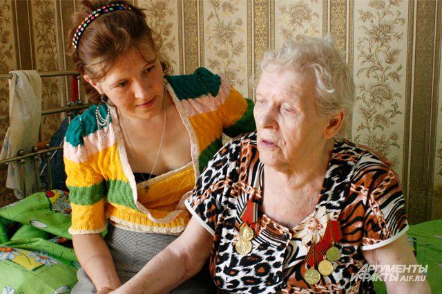 Больше 70 человек в Кировской области приютили у себя пенсионеров.
