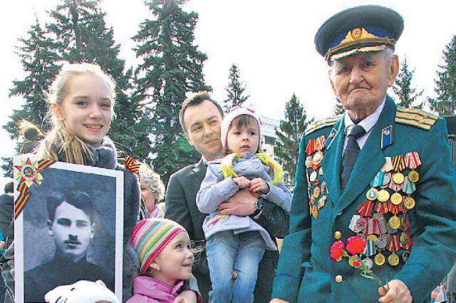 Память о Великой Отечественной войне - одна из тех немногих ценностей, которые объединяют разные поколения.