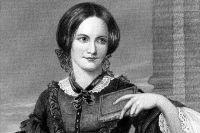 Портрет Шарлотты Бронте, 1873 год.