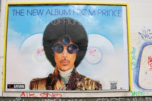 За свою продолжительную музыкальную карьеру (с 1976 по 2016 гг.) Принс записал 20 студийных альбомов.