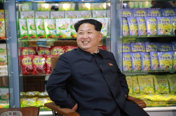 Замыкает Топ-100 председатель КНДР Ким Чен Ын.