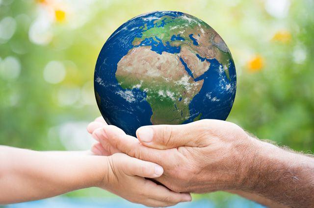 Всемирный день Земли в 2019 году