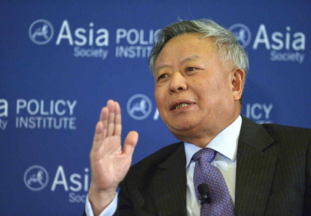 Президент Азиатского банка инфраструктурных инвестиций Цзинь Лицюнь.