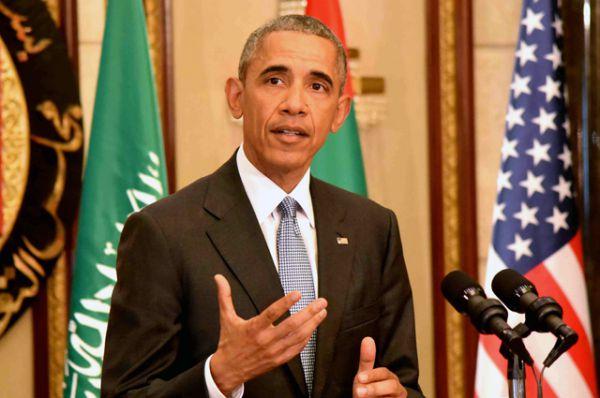 Президент США Барак Обама заняд 13-е место.