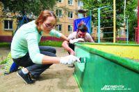 Планируется не только очистить город от мусора, но и высадить новые растения.