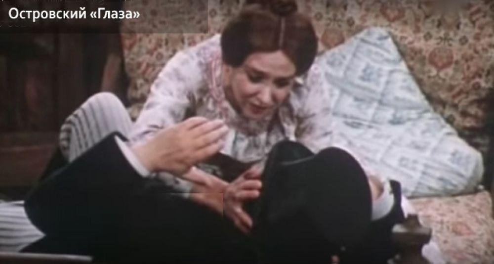 """Гроза"", кадр из фильма"