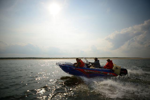 Фото из экспедиции «Разбушлата» по рекам Якутии, 2015 год.