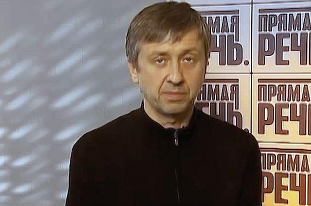 Алексей Надеждин.