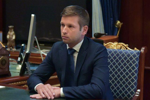 Дмитрий Пристансков, глава Росимущества
