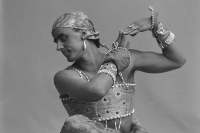 Михаил Фокин в балете «Шахерезада».