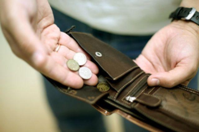 Новосибирцы стали меньше зарабатывать