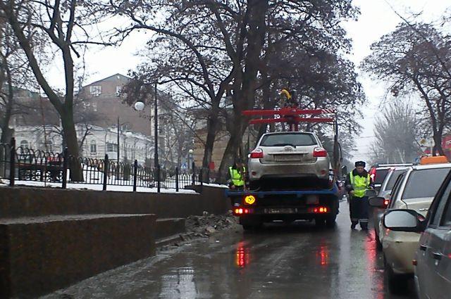 Повреждения в результате авари получили сразу несколько автомобилей