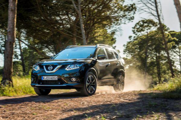 Александр Осипов задекларировал Nissan X-Trail.