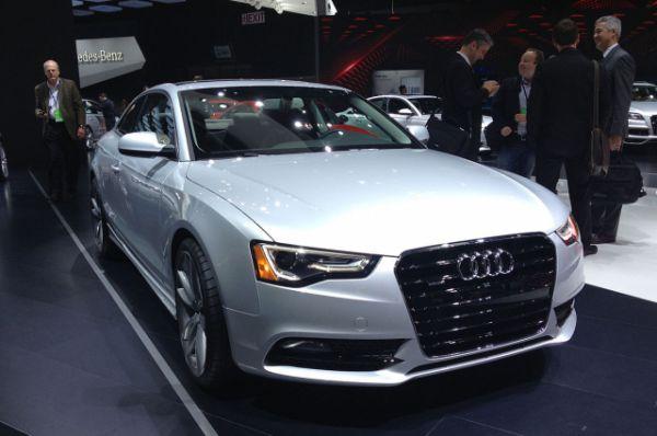 Наталья Семенова задекларировала Audi A5.
