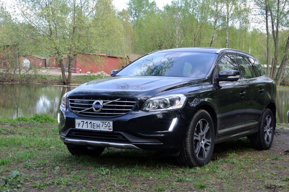 Volvo XC 60. Такой автомобиль указан в декларации Сергея Булгакова.