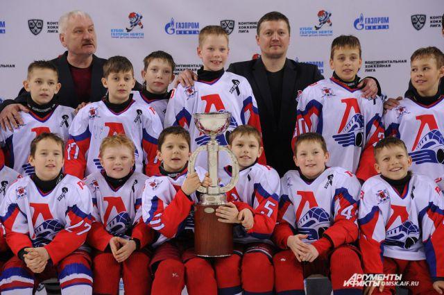 Кубок «Газпром нефти» на целый год уезжает в Ярославль.