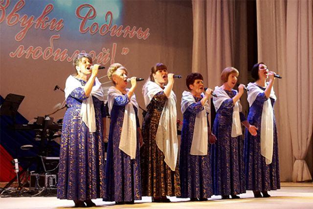 Камчатские исполнители.