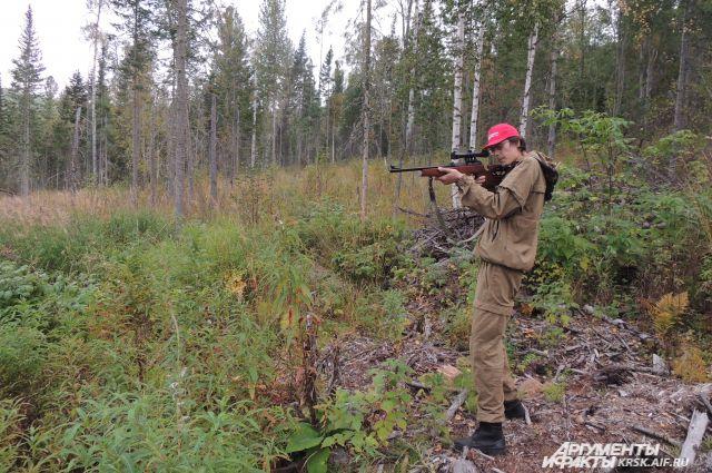 5 из 90 тыс. охотников идут на промысел, чтобы выжить.