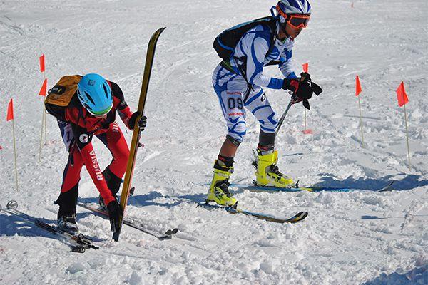 Спортсмены покорили гору Морозную и склоны Авачинского вулкана.