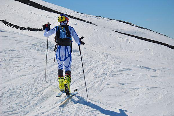 Ски-альпинизм – спорт быстрых и выносливых людей.