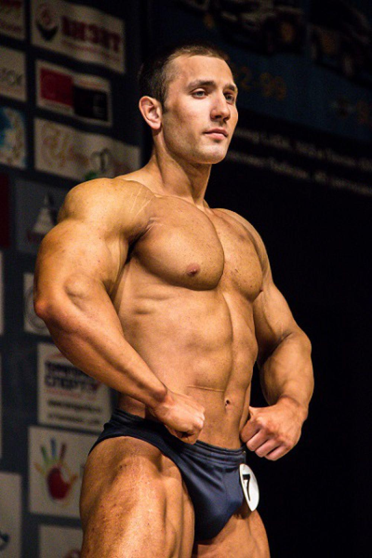 Никита Князев - победитель среди юниоров и серебряный призер у «взрослых» бодибилдеров.