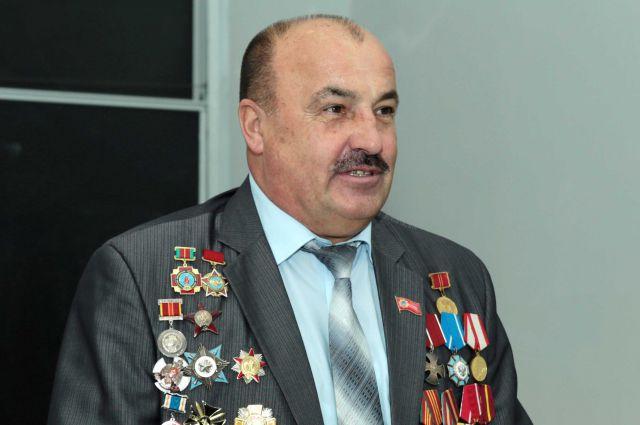 Михаил Хлынов - единственный выживший из своего экипажа.