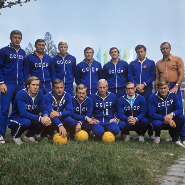 Сборная России на XX летних Олимпийских играх 1972 года в Мюнхене (ФРГ).
