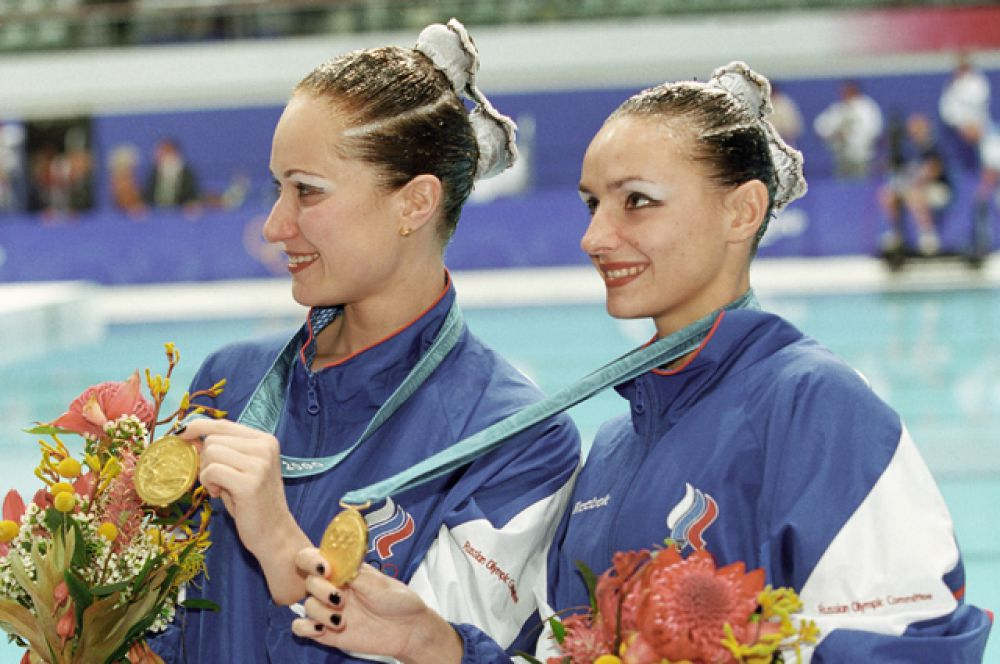 XXVII летней Олимпиаде 2000 года в Сиднее (Австралия).