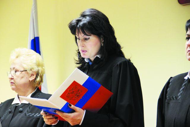 По решению суда женщина отправится в колонию-поселение