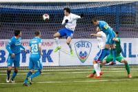 Калининградская «Балтика» впервые в истории проиграла «Зениту-2».