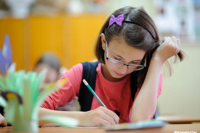 Новая школа в будущем сможет принять до 660 ребят.