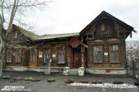 Дом купчихи Кузьминой, в котором ныне располагается музей городского быта.