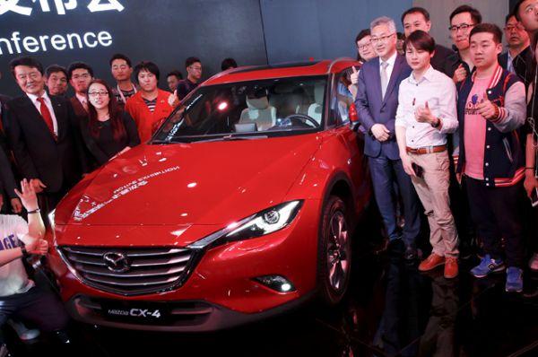 Mazda CX4