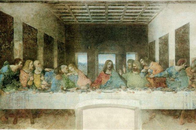 В Чистый четверг христиане вспоминают события Тайной вечери.